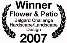 Winner Flower & Patio Belgard Challenge 2007